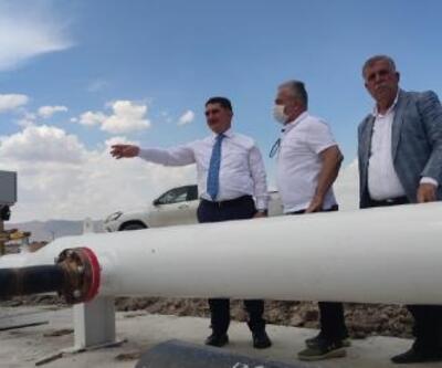 Patnos'ta doğalgaz meşalesi kasımda yanacak