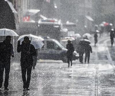 Batı ve Orta Karadeniz için kuvvetli yağış uyarısı