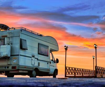 2021'de tatilin adresi yine karavanlar oldu