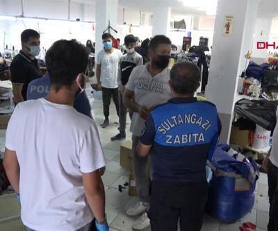 İstanbul'da 500 kaçak göçmen yakalandı