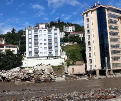 Kastamonu'da sel felaketi: O mesajdan sonra haber alınamadı