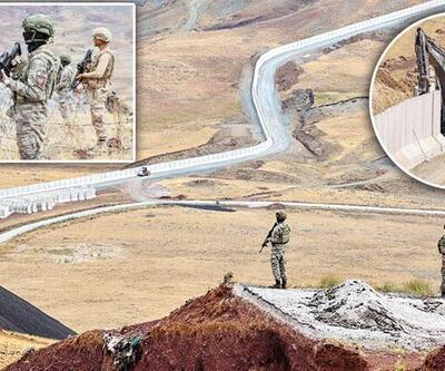 Cumhurbaşkanı Erdoğan da bahsetmişti: Tam 1040 kilometre göç seddi