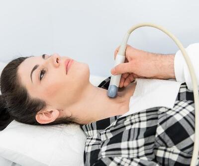 Tiroiddeki iyi huylu tümörler yakılarak yok edilebiliyor