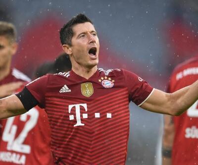Lewandowski rekorunu egale etti