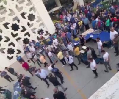 Pazarcı-müşteri kavgasında 4 kişi yaralandı