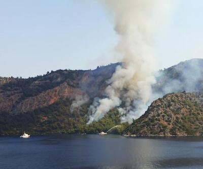 Orman Bölge Müdürü, Marmaris yangınında ölümden dönüşü anlattı