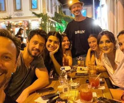 Murat Boz ve Tuba Büyüküstün'den sürpriz poz! Aşk mı yaşıyorlar?