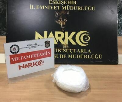 Eskişehir'de 496 gram uyuşturucu ele geçirildi