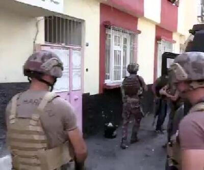 Gaziantep'te uyuşturucu operasyonunda 16 tutuklama