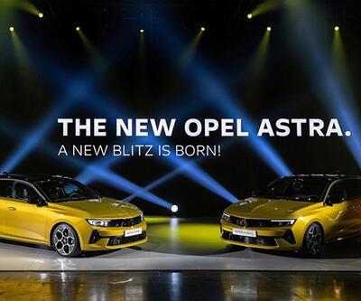Yeni Astra, 2022'nin ilk yarısında Türkiye'de