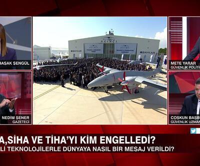 İHA, SİHA ve TİHA'yı kim engelledi? Savunma sanayii kimlerin hedefinde? Kabil Havalimanı neden önemli? Akıl Çemberi'nde konuşuldu
