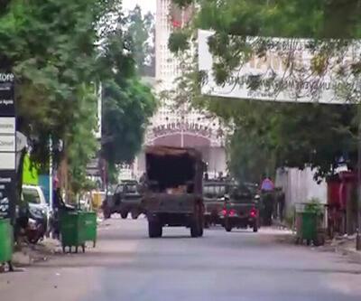 Gine'de askeri darbe: Sokağa çıkma yasağı ilan edildi