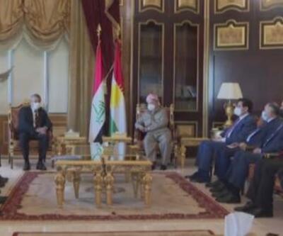 CHP heyetinin Barzani görüşmesi