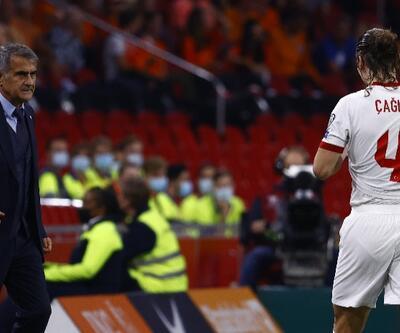 Hollanda 1-6 Türkiye MAÇ ÖZETİ