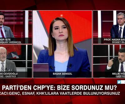 İYİ Parti, CHP liderinin sözlerinden neden rahatsız oldu? CHP Barzani'yle ne konuştu? Akıl Çemberi'nde değerlendirildi