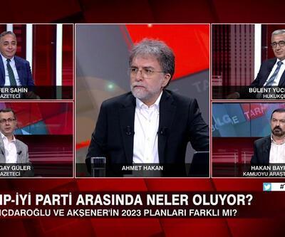 İYİ Parti-CHP arasında neler oluyor? Kılıçdaroğlu ve Akşener'in 2023 planları farklı mı? CHP-Barzani görüşmesinin şifreleri ne? Tarafsız Bölge'de konuşuldu
