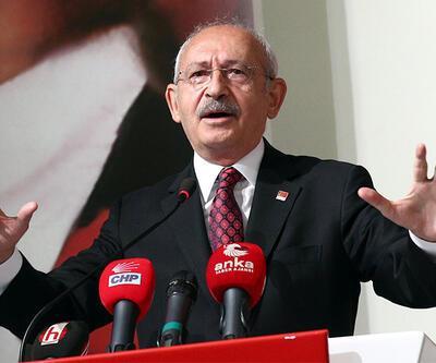 """CHP liderinden """"dostlarımız"""" mesajı"""