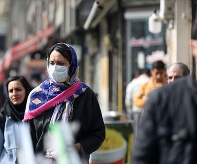 İran'da son 24 saatte 444 kişi hayatını kaybetti