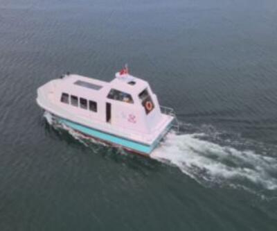 Yeni nesil deniz taksiler yolda