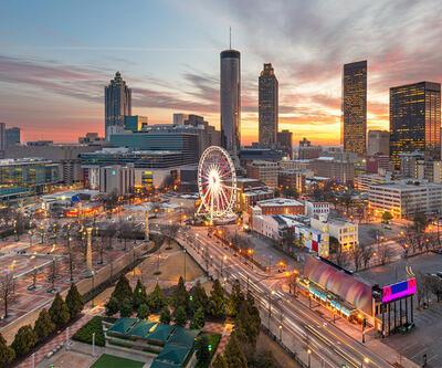 Modern bir metropol şehri