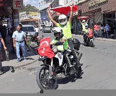 Ergani'de 'Motosikletli Şahin Timleri' göreve başladı