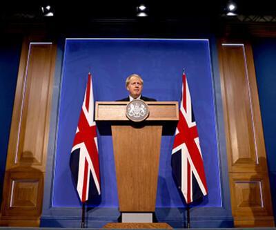 İngiltere'de 'B planı' devrede! Boris Johnson vurguladı