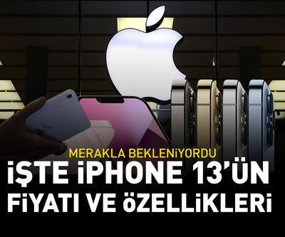 İşte iPhone 13'ün fiyatı ve özellikleri