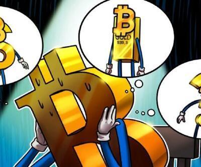 Bitcoin tekrardan 45 bin doların altına düştü