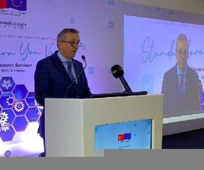 TSE Başkanı Şahin: Sanayiciler standartlar konusunda hassasiyet gösterirse büyük kazanımlar elde eder