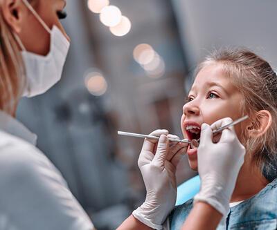 Çocukluk çağı diş çürüklerine dikkat