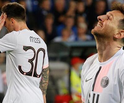 Messi'ye şok! Yerden yere vurdular