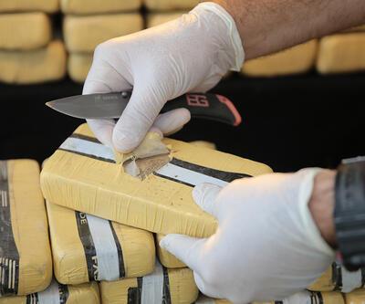 İçişleri: Bu yıl 13 ton eroin ele geçirildi