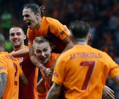 Galatasaray Avrupa'ya galibiyetle başladı