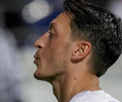 Mesut Özil Avrupa'da 3 yıl sonra ağları havalandırdı