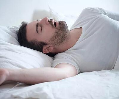 Burun tıkanıklığı uykuda nefes durmasına neden olabilir