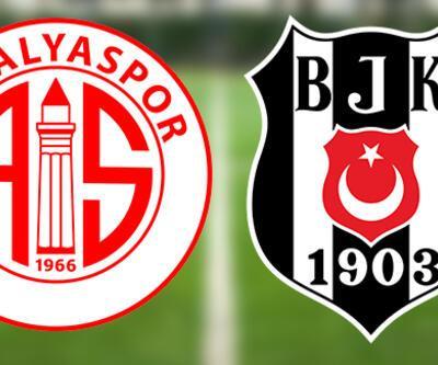 Süper Lig | Antalyaspor Beşiktaş maçı ne zaman, saat kaçta? Antalya BJK maçı hangi gün?