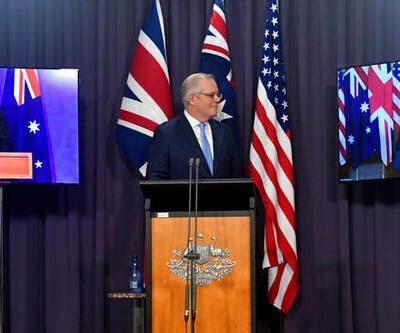 Fransa'nın 'ihanet' açıklamasına Avustralya'dan yanıt