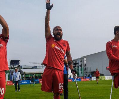 Ampute Milli Takımımız gol yemeden yarı finalde!