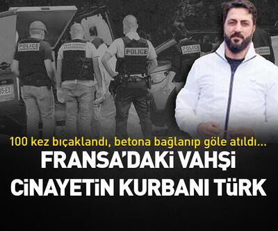 Vahşi cinayetin kurbanı Türk!