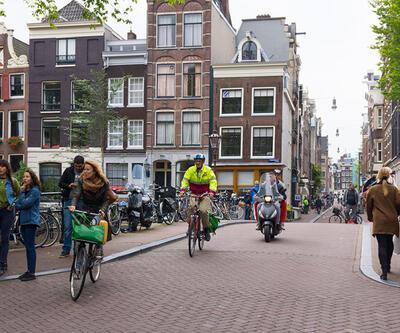 Dünyanın en uzunu Hollandalılar