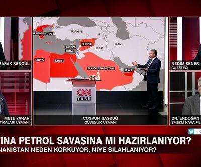 """Trump neden """"ABD'nin sonu gelecek"""" dedi? Atina petrol savaşına mı hazırlanıyor? Putin ve Esad görüştü, ne planlıyorlar? Akıl Çemberi'nde değerlendirildi"""