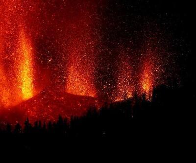 İspanya'da yanardağ alarmı
