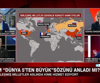 """Erdoğan'ın ABD dosyasında neler var?  CHP """"Mavi Vatan""""a karşı mı? """"Ya ABD ya Rusya"""" mı? Ne Oluyor?'da konuşuldu"""