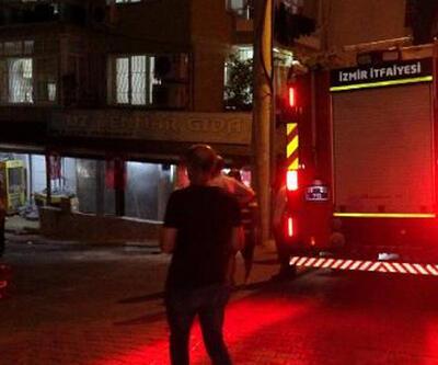 İzmir'de depoda patlama: 4 yaralı