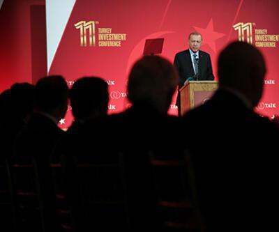 Cumhurbaşkanı Erdoğan, ABD iş dünyası temsilcileriyle bir araya geldi