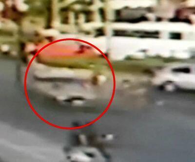 Bisikletliye çarpıp kaçtı, polis onu arıyor