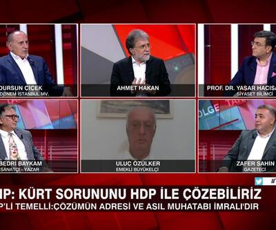 """CHP'nin """"Kürt sorununu HDP ile çözebiliriz"""" açıklaması, siyasette """"fahiş fiyat"""" ve öğrenci yurdu tartışması Tarafsız Bölge'de ele alındı"""
