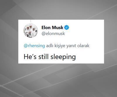 Elon Musk, Joe Biden ile dalga geçti