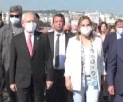 CHP Lideri Kılıçdaroğlu mülteci sorununu kaleme aldı