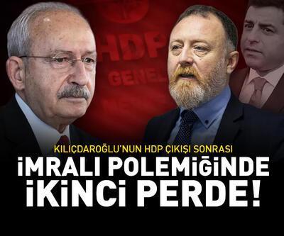 Kılıçdaroğlu'nun HDP çıkışı sonrası İmralı polemiğinde ikinci perde